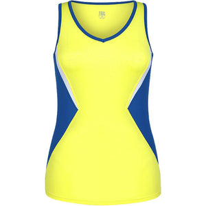 Tail Women's Lemon Tonic Katrina Tank - Lemon