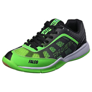 Salming Junior Falco - Green/Black