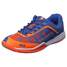 Salming Men's Falco - Blue/Orange