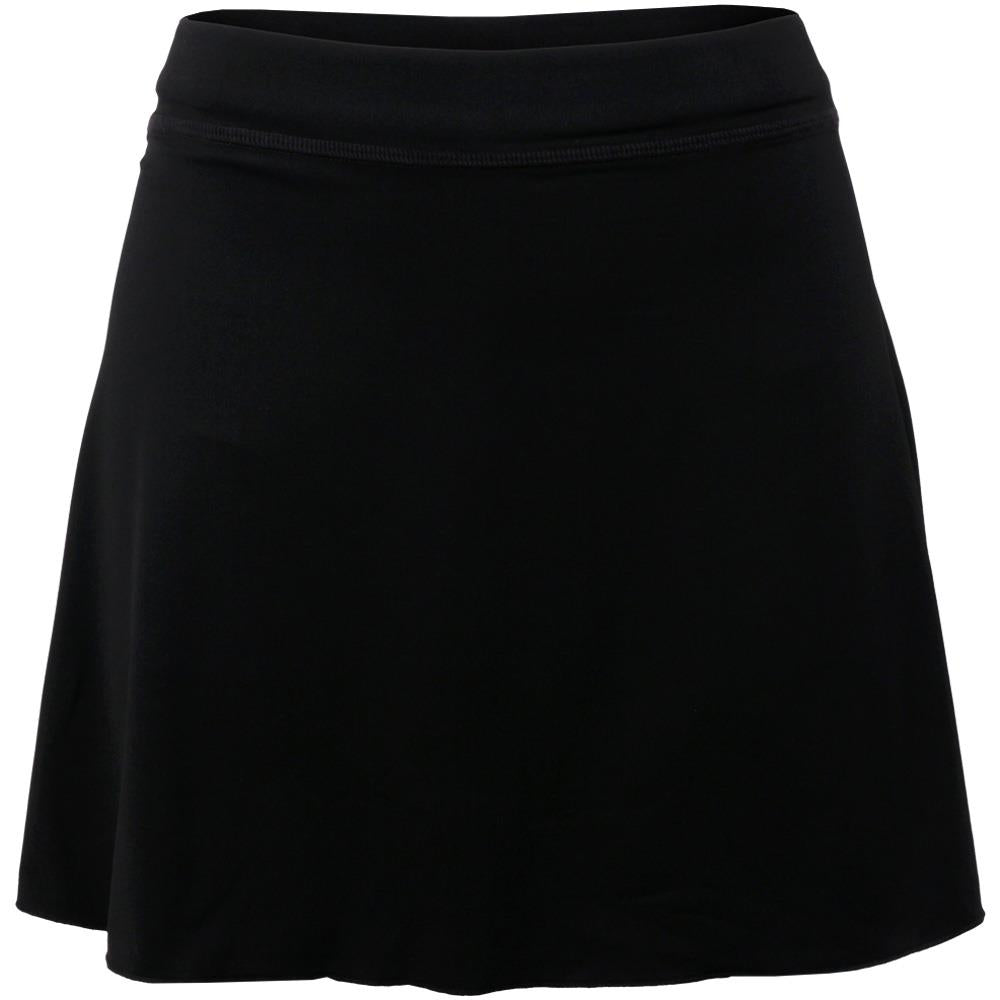 "Sofibella Women's UV Staples 15"" Skirt - Black"