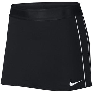 Nike Women's Straight Court Skirt - Black/White