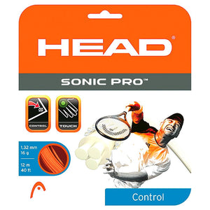 Head Sonic Pro 17 String Set - Orange