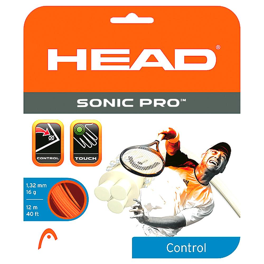 Head Sonic Pro 16 String Set - Orange