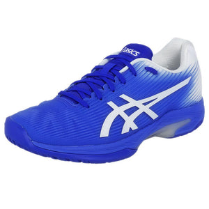Asics Women's Solution Speed FF - Blue Coast/White