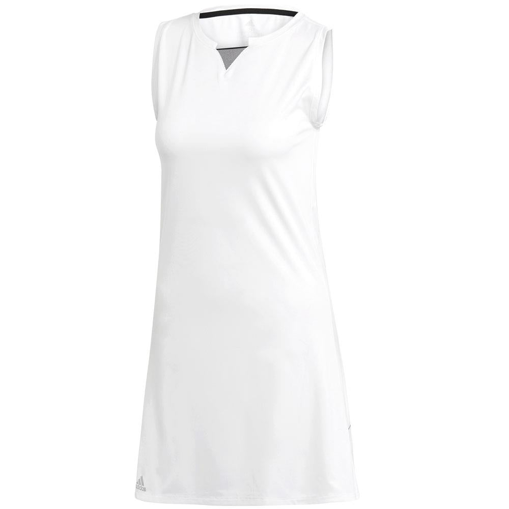 adidas Women's Club Dress - White