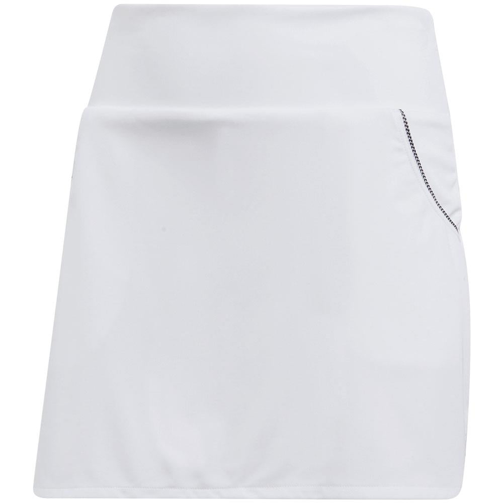 adidas Girls Club Skort - White