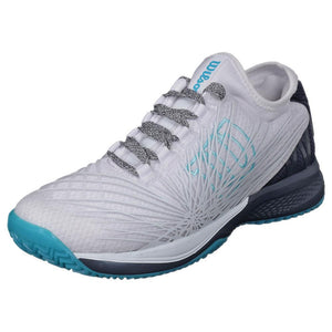 Wilson Women's Kaos 2.0 SFT - White/Blueberry