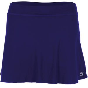 "Sofibella Women's UV Staples 15"" Skort - Navy"