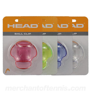 HEAD Ball Clip Assorted