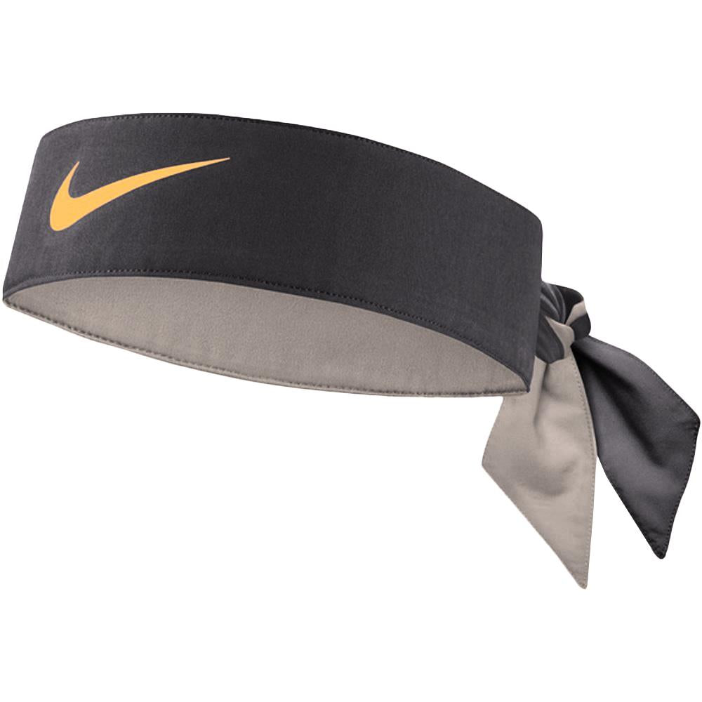 Nike Tennis Dry Tie - Thunder Grey/Orange