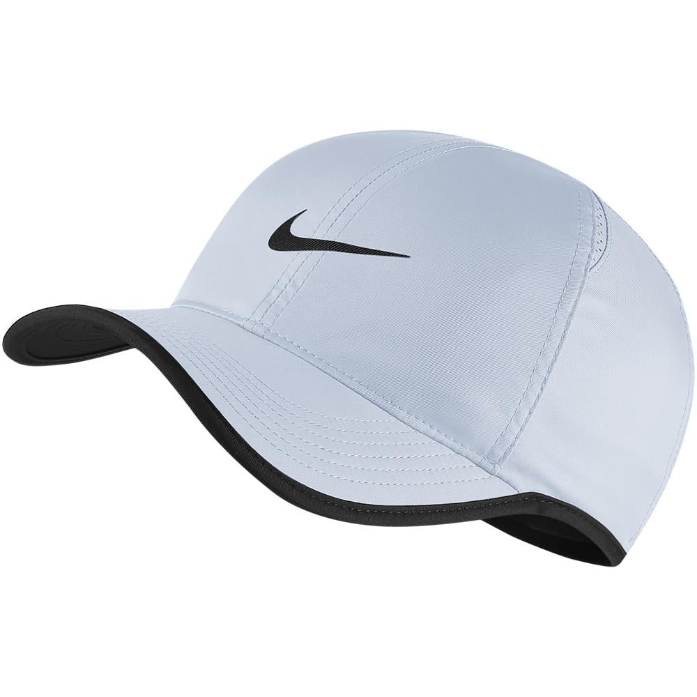 a2ce6a79 Nike Unisex Aerobill Featherlight Hat - Half Blue/Black – Merchant ...