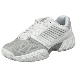 K-Swiss Junior BigShot Light 3 - White/Silver