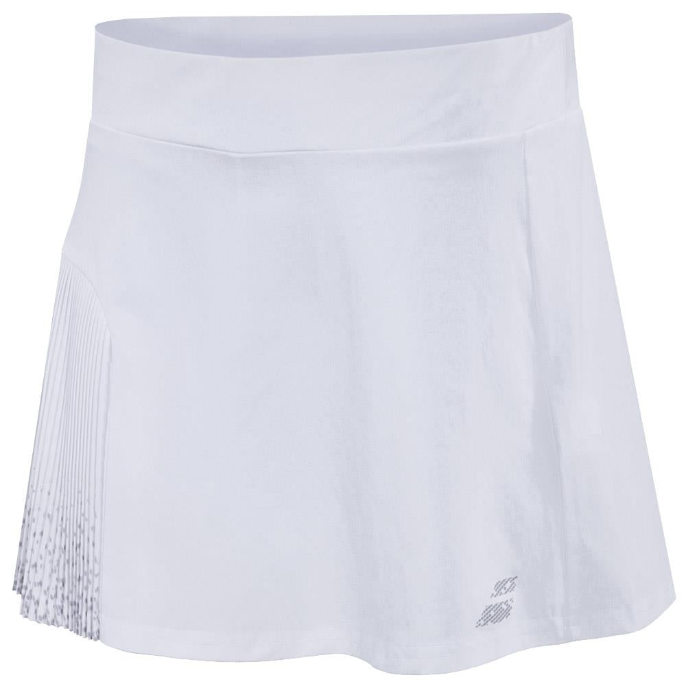"Babolat Women's Performance 13"" Skirt - White"