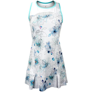 Sofibella Women's Harmonia Ink Dress - Floral Ink Print