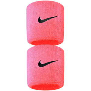 Nike Swoosk Wristbands 2 Pack - Pink Gaze