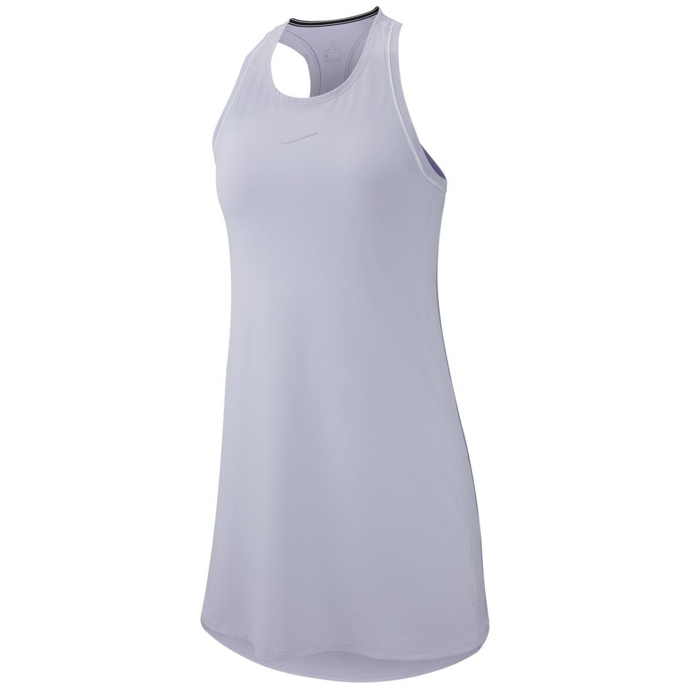 Nike Women's Court Dry Dress - Oxygen Purple