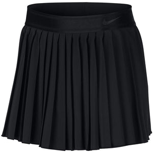 Nike Women's Victory Longer Length Skirt - Black