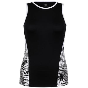 Tail Women's Essentials Adeline Tank - Black Print