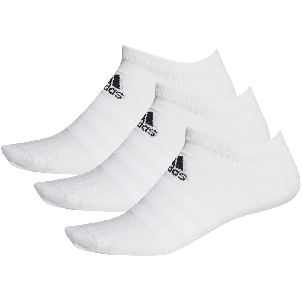 adidas Light Low-Cut Socks 3 Pack - White