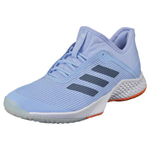 adidas Women's Adizero Club - Blue/Tech Ink