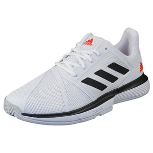 adidas Men's CourtJam Bounce - White/Black