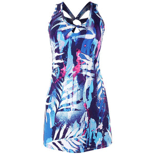 Tonic Women's Jasmine Dress - Tropical