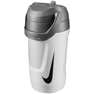 Nike Water Bottle Fuel Jug 64oz - White