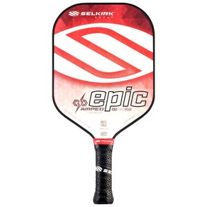 Selkirk Amped Epic Lightweight - Ruby Red