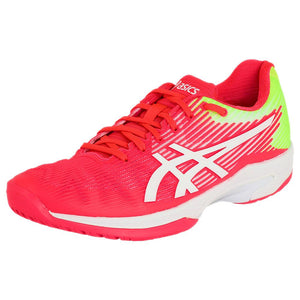 Asics Women's Solution Speed FF - Laser Pink/White