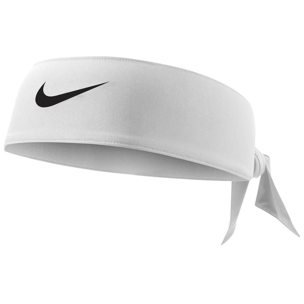 Nike Dri Fit Head Tie 3.0 - White
