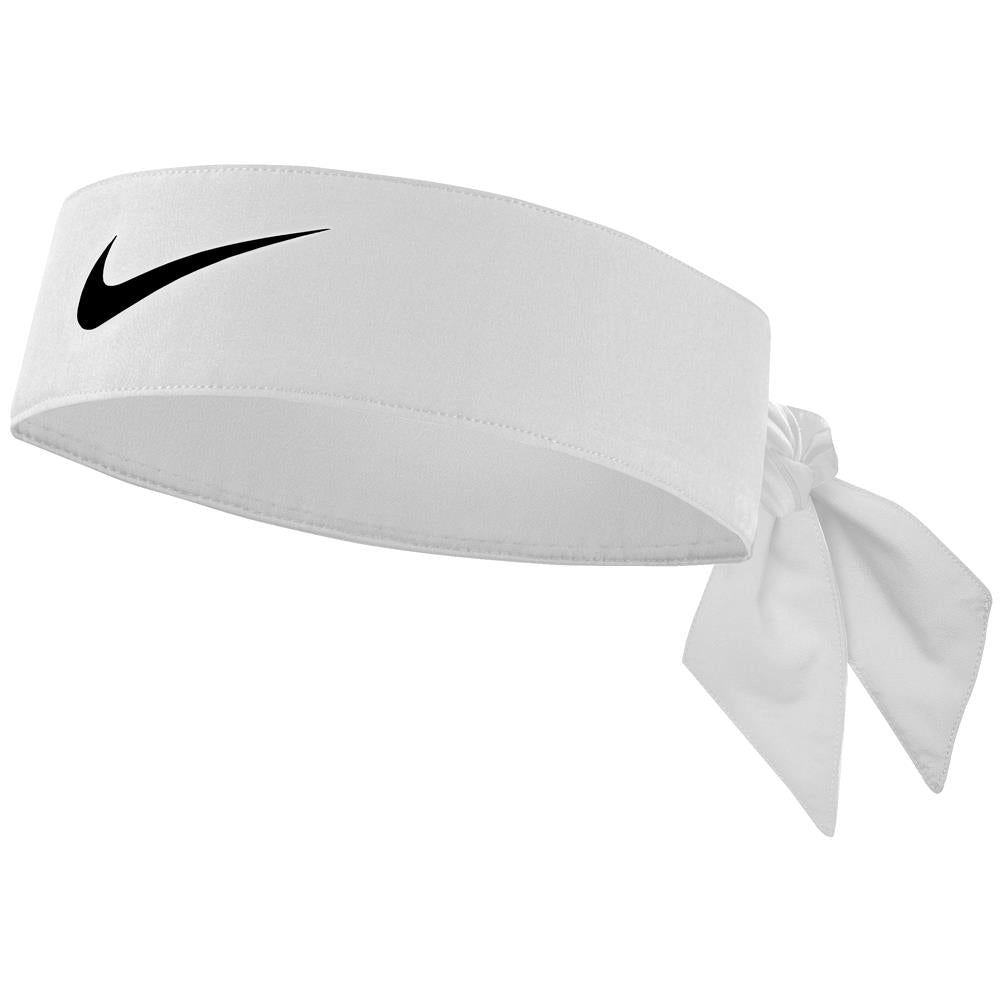 Nike Youth Dry Head Tie 2.0 - White/Black
