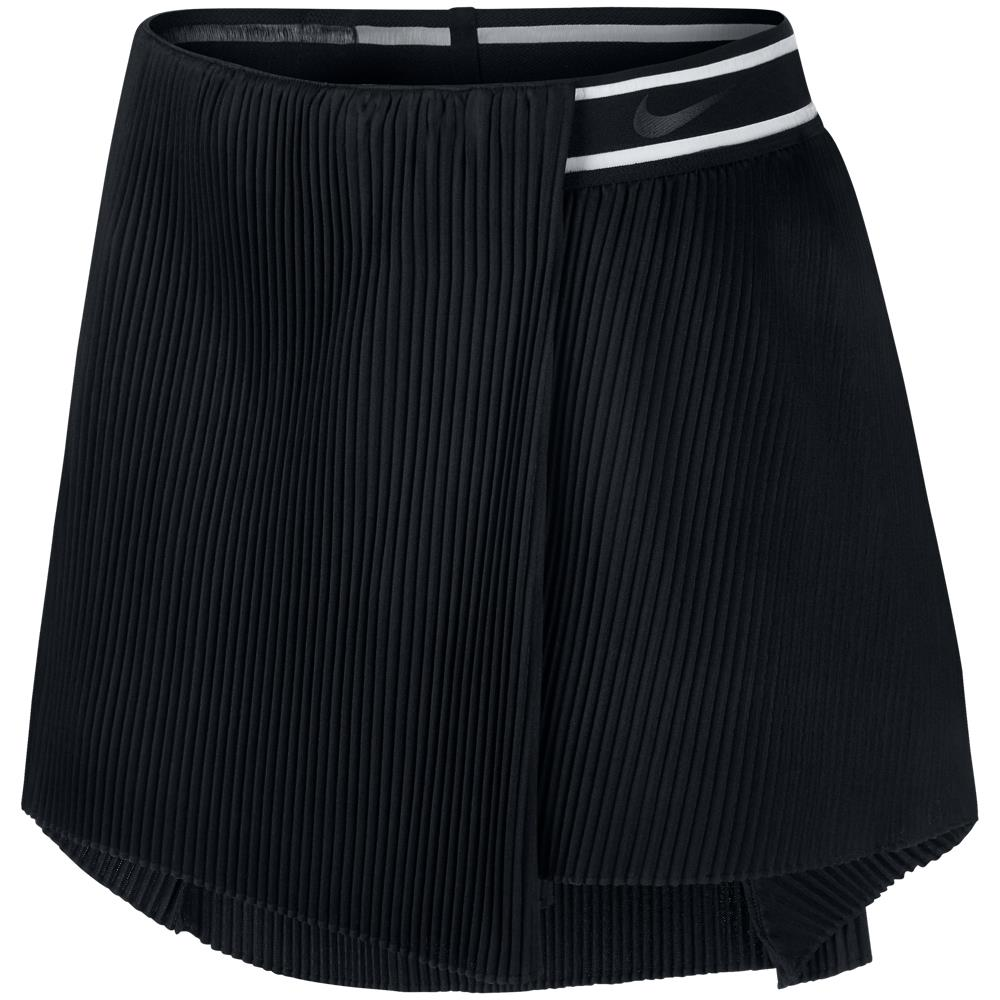 Nike Women's Victory Slam Longer Length Skirt - Black
