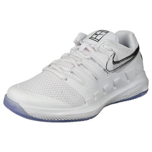Nike Junior Air Zoom Vapor X - White/Black/Canary