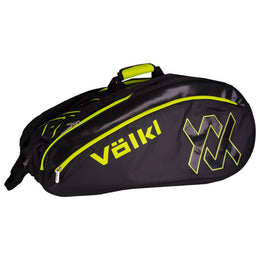 Volkl Tour Mega Bag - Black/Neon Yellow