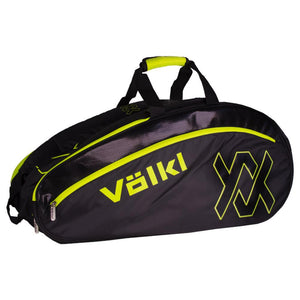 Volkl Tour Combi Bag - Black/Neon Yellow