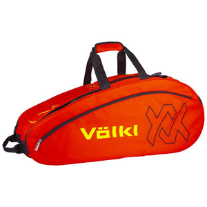 Volkl Team Combi Bag - Lava/Neon Yellow
