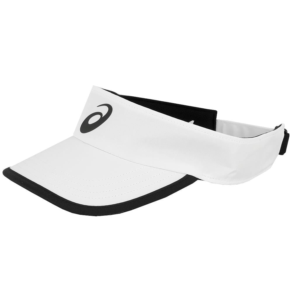 Asics Unisex Performance Visor - White