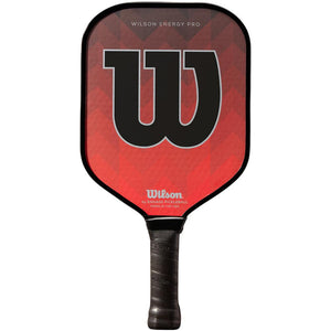 Wilson Energy - Red/Black
