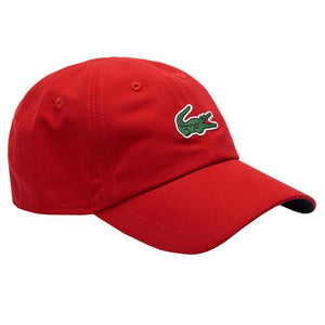 Lacoste Novak Djokovic Sport Hat - Red