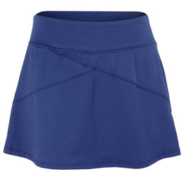 Lija Women's Get in the Game Angle Skirt - Midnight Blue