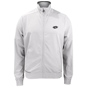 Lotto Men's Tech Top Ten Jacket - Glacier Grey