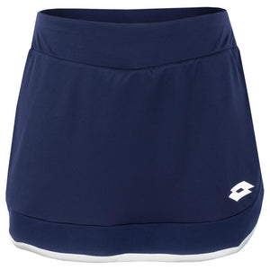 Lotto Girls Team Squadra Skirt - Navy