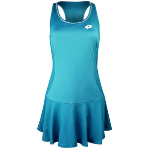 Lotto Girls Team Squadra Dress - Mosaic Blue