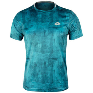 Lotto Boys Tech Top Ten Tee - Mosaic Blue