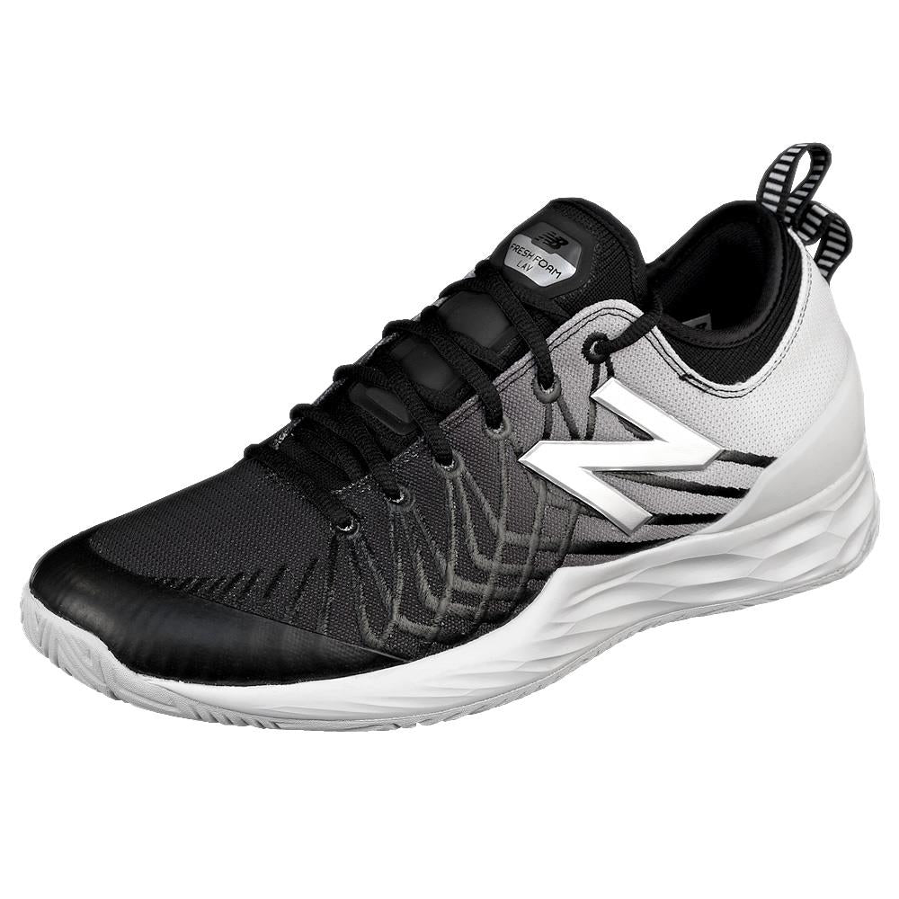 New Balance Men's Fresh Foam LAV - Black/White