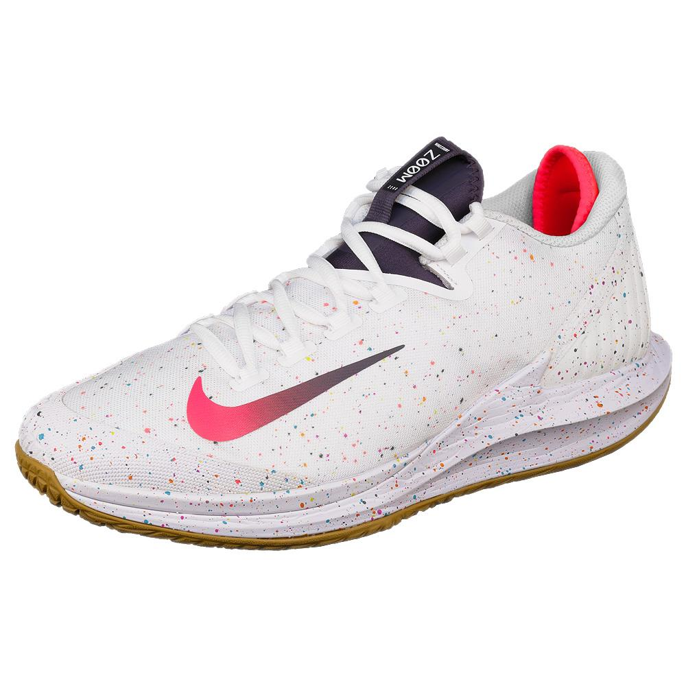Nike Men's Air Zoom Zero - White/Laser Crimson