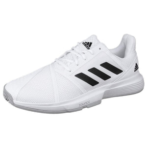 adidas Men's CourtJam Bounce - White