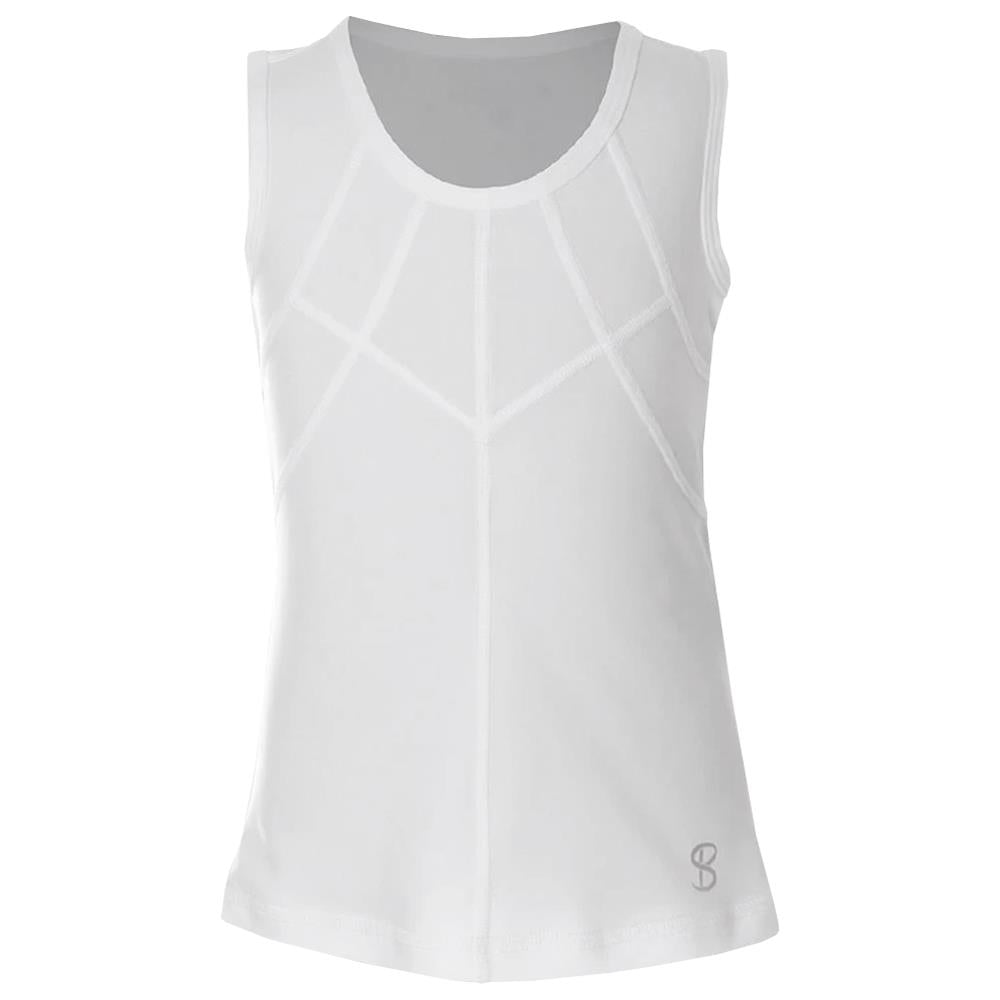 Sofibella Girls UV Colors Tank - White