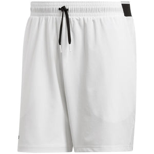"adidas Men's Club 7"" Short - White"