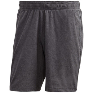 "adidas Men's ERGO Melange 7"" Short - Solid Grey"